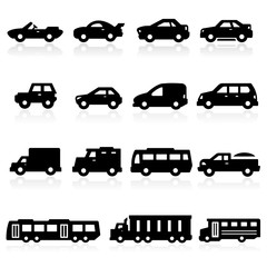 Cars Icons two