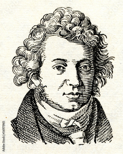André-Marie Ampère, French physicist