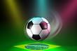 Fussball Brasilien 2014 B
