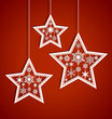 Christmas toy stars