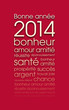 Carte de vœux 2014 rouge