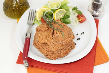 viande hachée à la provençale