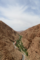 canyon - marocco