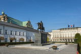 Fototapety Presidential Palace in Warsaw, Poland