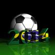 Fussball 2014 Brasilien Z