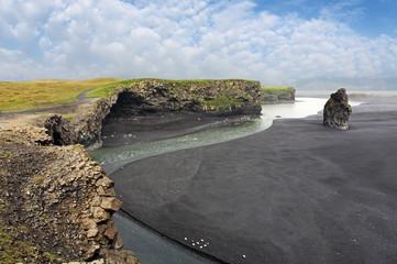 South Iceland - Dyrholaey coast