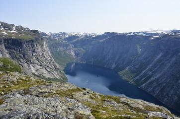 Hardangervidda Natur Norwegen