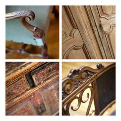 Mobilier, meuble, bois, armoire, antiquité, objet, fauteuil
