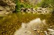 rivière le golo corse