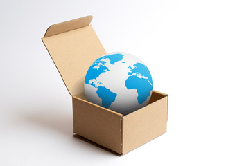 The world in the box