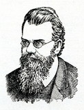 Ludwig Boltzmann, Austrian physicist and philosopher