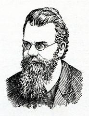 Ludwig Boltzmann, Austrian physicist and philosopher