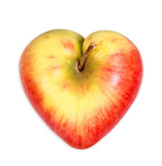 Herzapfel, heart apple