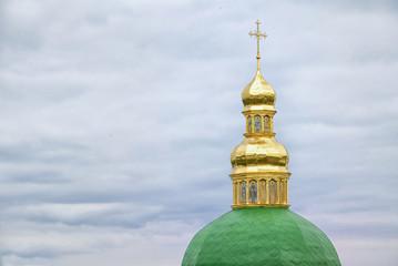 Lavra cupola in kiev