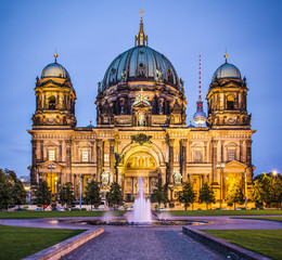 Berlin Cathedral in Berlin, Germany