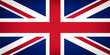 roleta: UK Flag vignetted