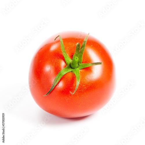 tomato isloated