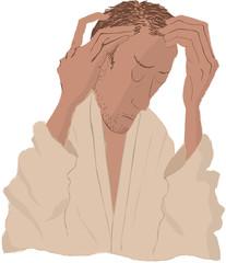 男性 脱毛 悩み