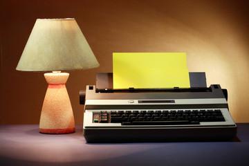 Electrical Typewriter