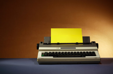 Electrical Typewriter