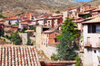 picturesque residence  houses in Albarracin