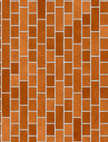 seamless tileable brick wall texture poster