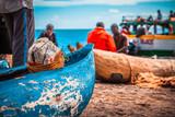 Fishermans in Malawi