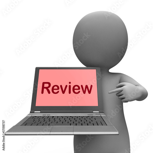 Review Laptop Means Check Evaluate Or Examine