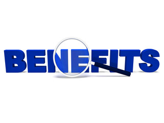 Benefits Word Means Perks Bonuses Or Reward.