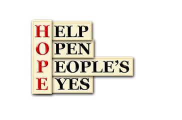 hope eyes