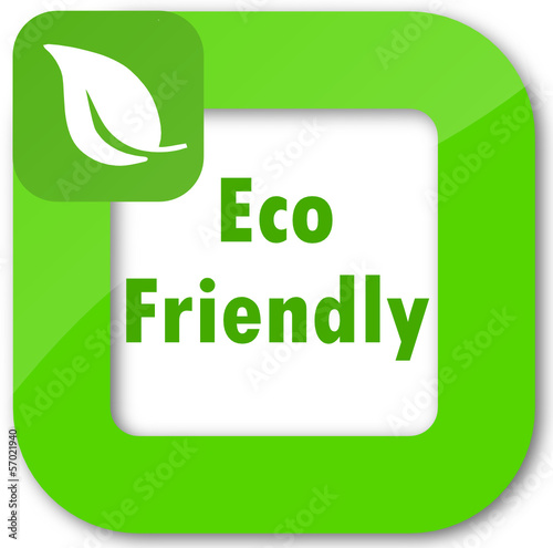 Icone : Eco Friendly