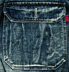 jeans pocket,