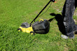 mobile lawn mower