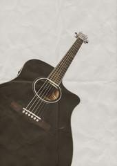guitar paper texture