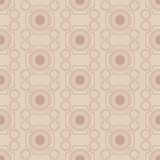 Decorative retro seamless pattern, repeating wallpaper