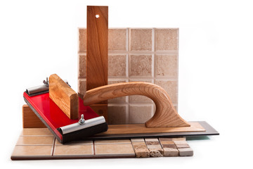 Tiles and tools for the job