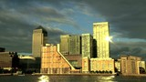 Canary Wharf 2 - London - Sunset