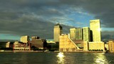 Canary Wharf 5 - London - Sunset