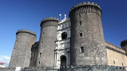 Castel Nuovo (New Castle), also called Maschio Angioino