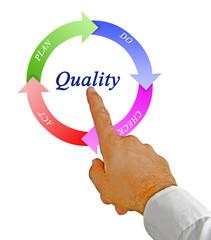 Diagram of quality