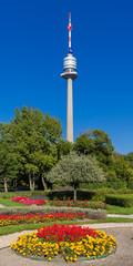 Donauturm, Donaupark, Wien