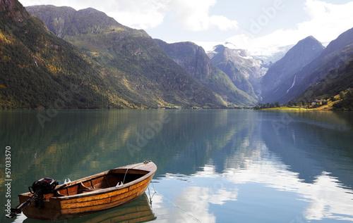 Fototapeten,fischerboot,fishing,see,boot