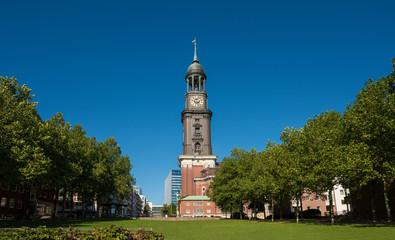 Church St Michaelis Hamburg