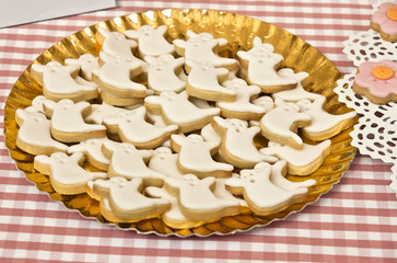 Galletas para celebrar la fiesta del Halloween