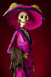 Day of the Dead. Traditional Mexican Catrina