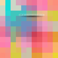 abstract colorful rectangles, geometric style background