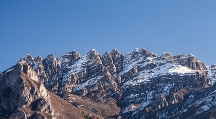 Lecco Italy: Monte Resegone