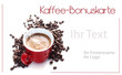 Kaffee-Bonuskarte