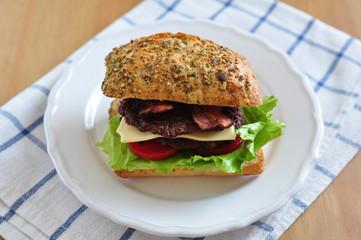 Vollwert Burger