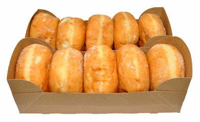 Packs Of Doughnuts